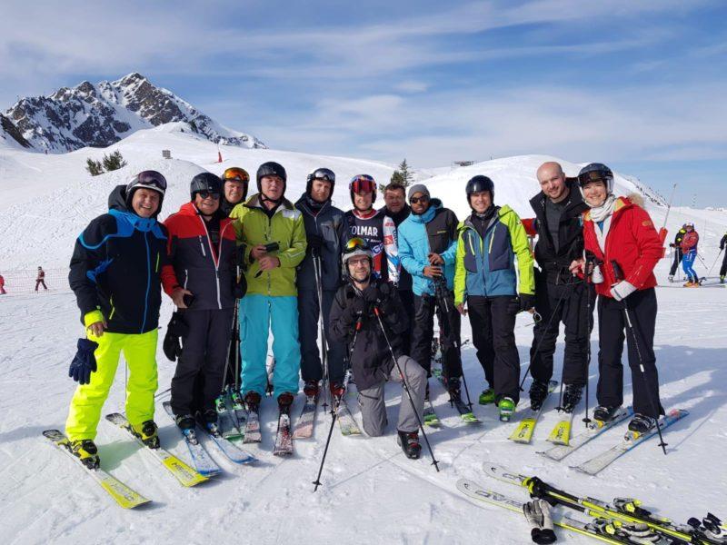 Activité ski - Voyage de Récompense